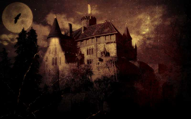 Το φάντασμα που στοίχειωνε την ιματιοθήκη ενός κάστρου στην Αγγλία…