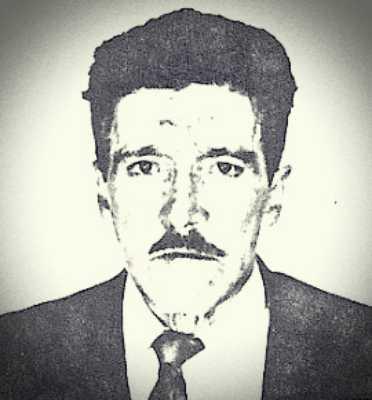 Ο ατυχής Arcesio Bermudez, που πέθανε μυστηριωδώς έπειτα από την προσγείωση Α.Τ.Ι.Α. στην αυλή του σπιτιού του, το βράδυ της 4ης Ιουλίου του 1969
