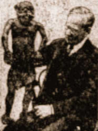 Η μούμια ενός Ισπανού Αξιωματικού, που βρέθηκε στη χώρα των Γίβαρος και χρονολογούνταν άνω των τετρακοσίων ετών.