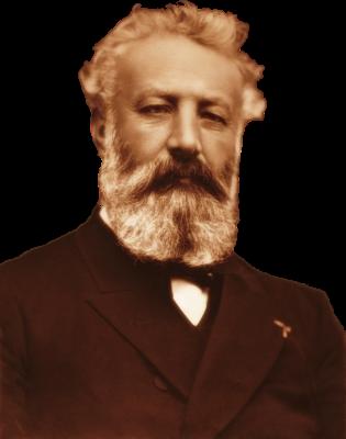Ιούλιος Βερν (08/02/1828 - 24/03/1905)