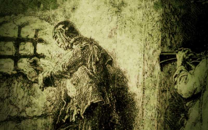 """Ο """"άνθρωπος με το σιδηρούν προσωπείο""""- Το μυστήριο του άγνωστου φυλακισμένου..."""