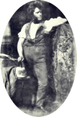Hugh Miller (10/10/1802 - 23/12/1856)
