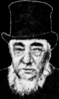 Paul Kruger (10/10/1825 - 14/07/1904)