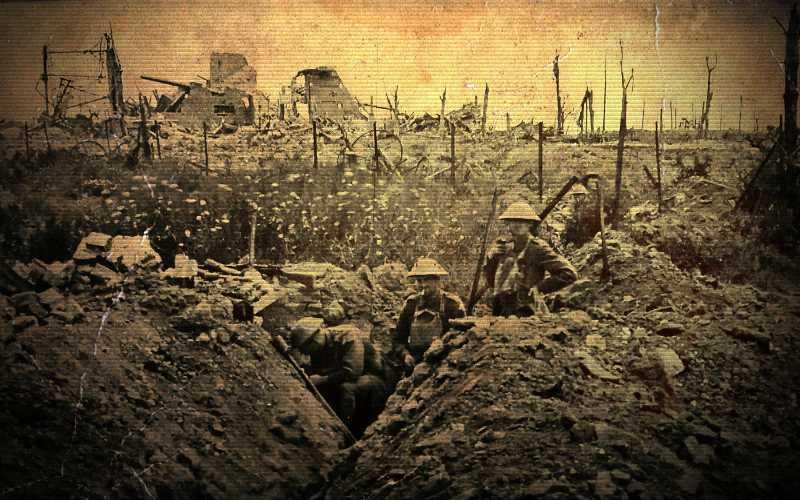 Πνευματισμός και κατασκοπεία κατά τη διάρκεια του Πρώτου Παγκοσμίου Πολέμου…