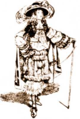 Συνήθως είχε κάτι το τόσο θηλυπρεπές στη φυσιογνωμία του, ώστε οι φίλοι του έπαψαν να τον φωνάζουν Λορέντζο και άρχισαν να τον αποκαλούν χαϊδευτικά Λορεντσίνο...
