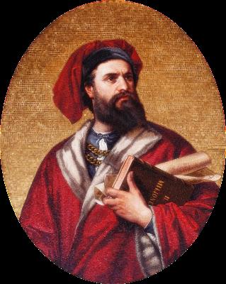 Μάρκο Πόλο (1254 - 1324)