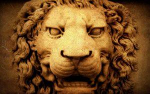 Το λιοντάρι του Υμηττού...