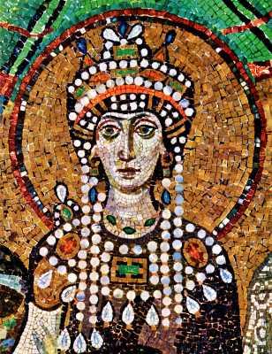 Αυτοκράτειρα Θεοδώρα (500 μ.Χ. - 548 μ.Χ.)