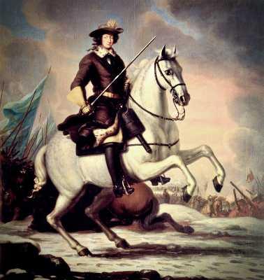 Κάρολος ΙΑ΄ της Σουηδίας (24/11/1655 - 05/04/1697)