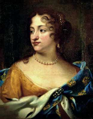 Βασίλισσα Ουλρίκα-Ελεονώρα (11/09/1656 - 26/07/1693)
