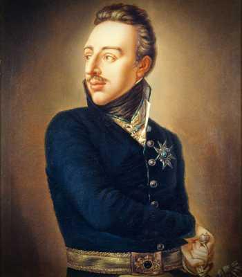 Γουσταύος Αδόλφος Δ' της Σουηδίας (01/11/1778 - 07/02/1837)