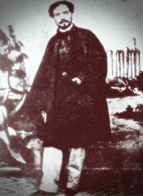 Εμμανουήλ Ροΐδης (28/06/1836 - 07/01/1904)