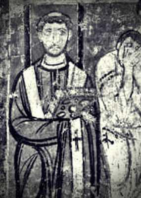Πάπας Λέων ο Δ' (790 μ.Χ. - 855 μ.Χ.)