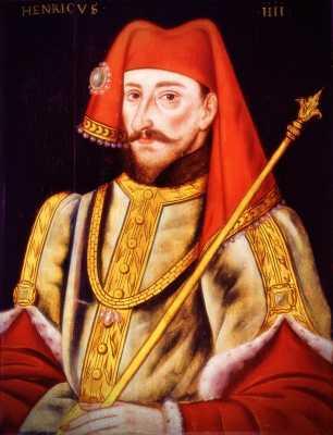 Ερρίκος Δ΄ της Αγγλίας (15/04/1367 - 20/03/1413)