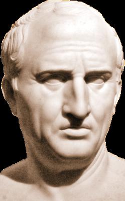 Μάρκος Τύλλιος Κικέρων (106 π.Χ. - 43 π.Χ.)