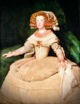 Μαρία Θηρεσία της Ισπανίας (10/09/1638 - 30/07/1683)
