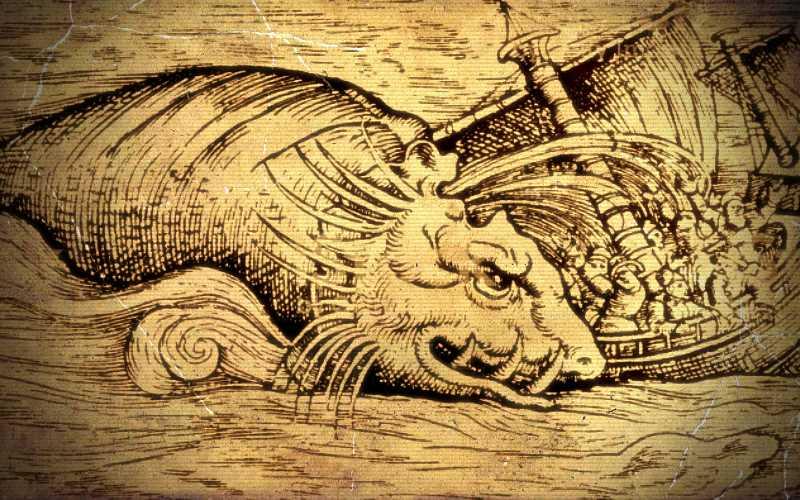 Το θαλάσσιο τέρας της Μεσσήνης, το 1926…