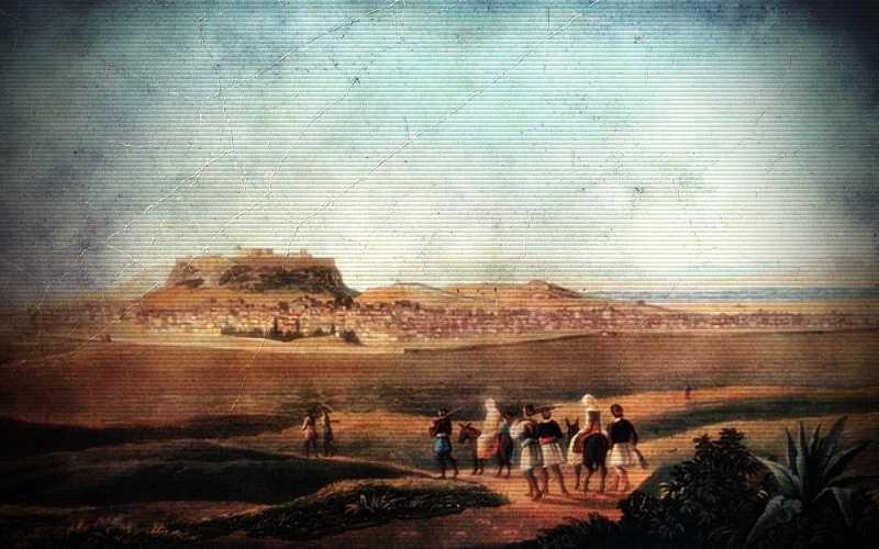 Η πανώλη στην Ελλάδα, το 1828...