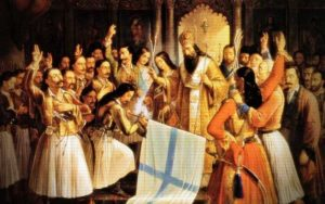 Τα φυσικά και υπερφυσικά προμηνύματα της Επανάστασης του 1821...