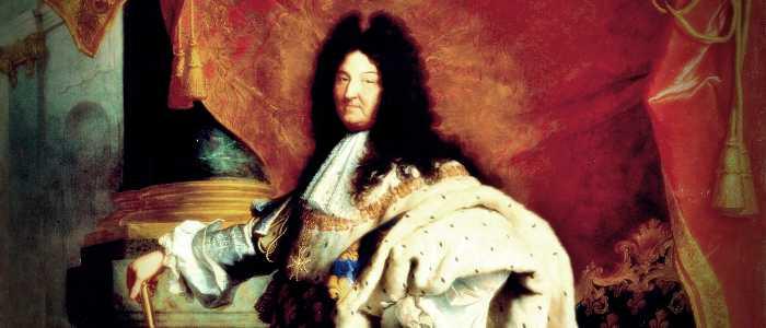 Λουδοβίκος ΙΔ της Γαλλίας (05/09/1638 - 01/09/1715)