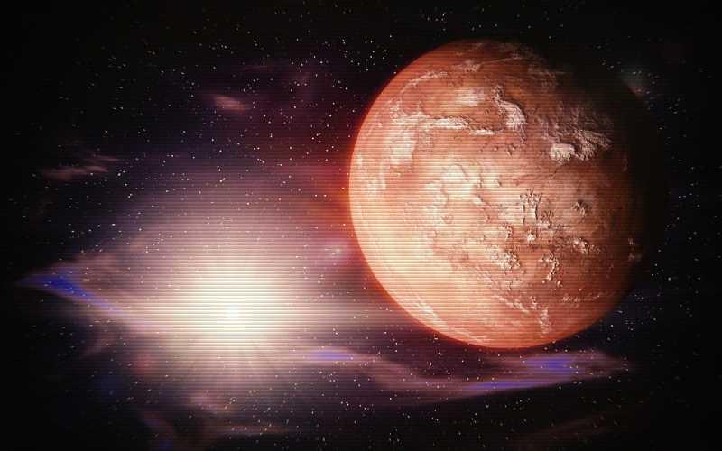 Οι μυστηριώδεις διώρυγες του Άρη...
