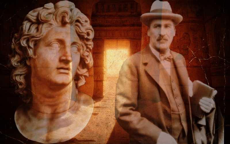Η αναζήτηση του τάφου του Μεγάλου Αλεξάνδρου από τον Χάουαρντ Κάρτερ, το 1936...