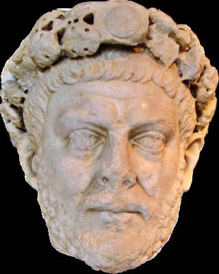 Διοκλητιανός (22/12/244 μ.Χ. - 03/12/311 μ.Χ.)