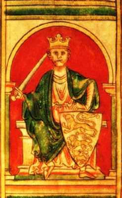 Ριχάρδος ο Λεοντόκαρδος (08/09/1157 - 06/04/1199)