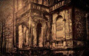 Η διάλεξη του Άγγελου Τανάγρα για τα στοιχειωμένα σπίτια, το 1924...