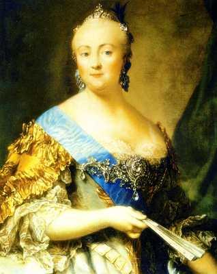Ελισάβετ της Ρωσίας (29/12/1709 - 05/01/1762)