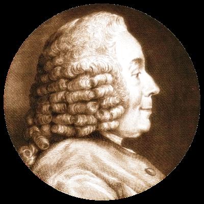 Jean-Jacques d'Ortous de Mairan (26/11/1678 - 20/02/1771)
