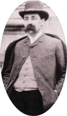 Γκυστάβ Λεόν Σλυμπερζέ (17/10/1844 - 09/05/1929)