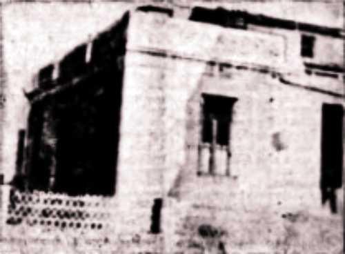 Το σπίτι στο οποίο διέμενε η οικογένεια του 16χρονου Μιχάλη Ανδριανίτη, στην Αγία Ελεούσα της Καλλιθέας