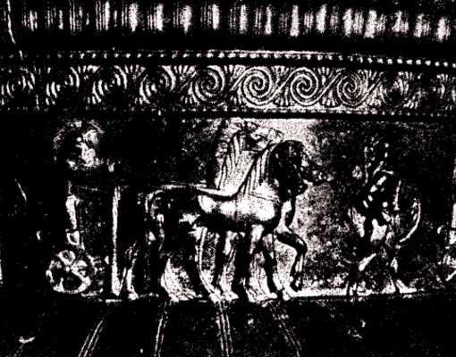 Ο αρχαιοελληνικός κρατήρας, βάρους 208 κιλών και ύψους 1,64 μέτρων, που βρέθηκε στις ανασκαφές που πραγματοποιήθηκαν στην πόλη Βιξ της Βουργουνδίας, το 1955