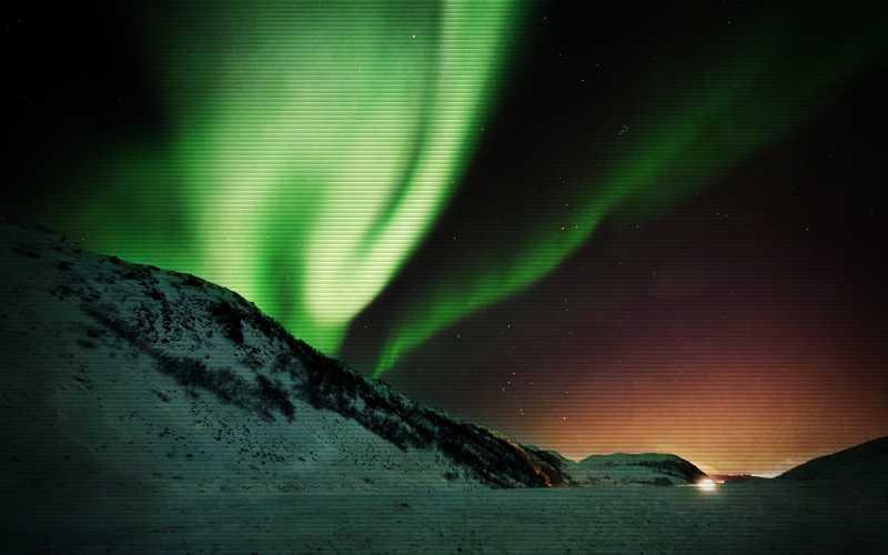 Φωτεινή σφαίρα πάνω από τη Σουηδία, το 1968...