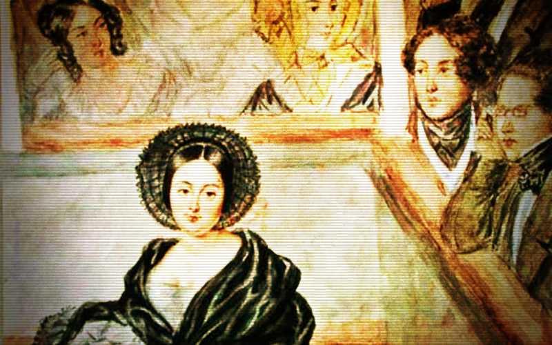 """""""Η Κυρία με τις Καμέλιες"""" - Η αληθινή ιστορία μιας Παριζιάνας εταίρας..."""