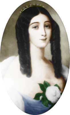Μαρί Ντυπλεσί (15/01/1824 - 03/02/1847)