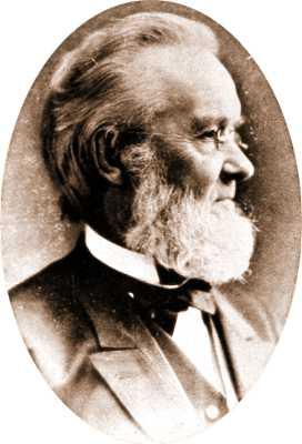 Joseph Rodes Buchanan (1814 - 1899)