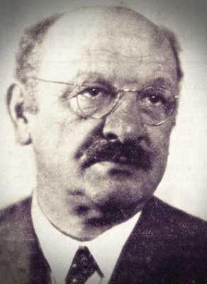 Oskar Fischer (12/04/1876 - 28/02/1942)
