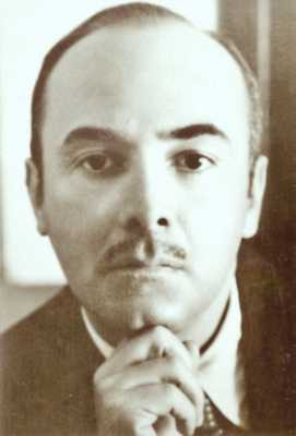 Carlos Pellicer (10/01/1897 - 16/02/1977)