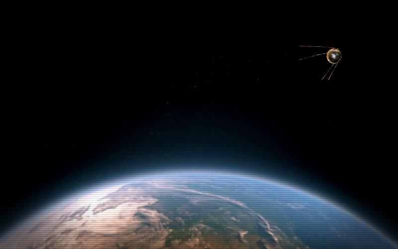 Αποκατάσταση της λειτουργίας τεχνητών δορυφόρων από εξωγήινους...