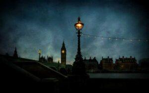 Παράδοξο ουράνιο φαινόμενο στο Λονδίνο, το 1934...