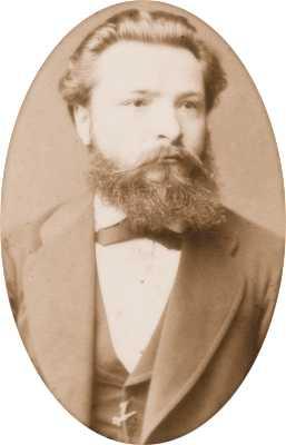 Julian Ochorowicz (23/02/1850 - 01/05/1917)