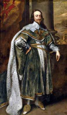 Κάρολος Α' (19/11/1600 - 30/01/1649)