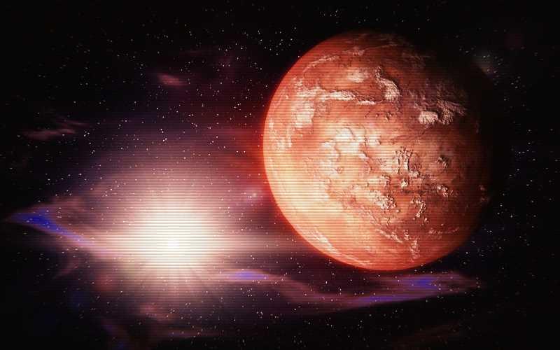 Οι παρατηρήσεις του Percival Lowell για τον Άρη, το 1908...