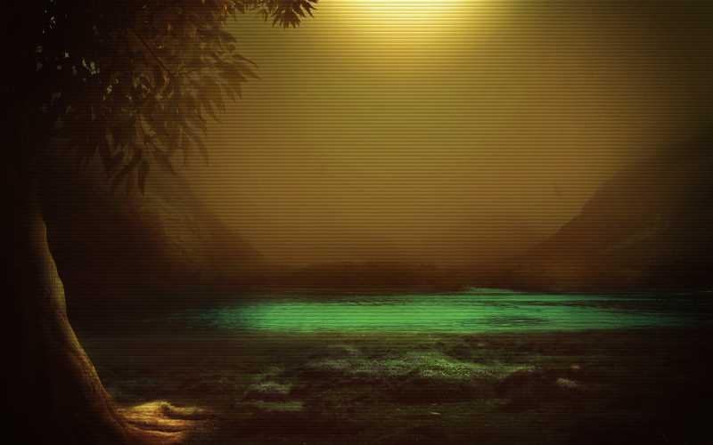 Το μυστηριώδες πλάσμα της λίμνης Νεζερού, στον Όλυμπο, το 1890…