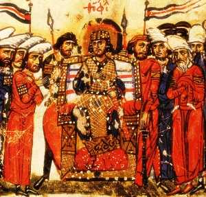 Αυτοκράτορας Θεόφιλος (813 μ.Χ. - 842 μ.Χ.)