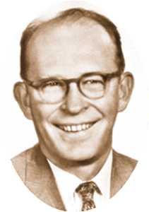 Willard Libby (17/12/1908 - 08/09/1980)