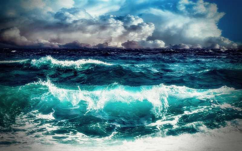 Η άγνωστη ήπειρος κάτω από τον Ειρηνικό Ωκεανό...