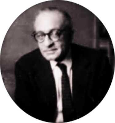 Giorgio de Santillana (30/05/1902 - 08/06/1974)
